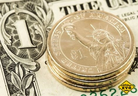 Ошибка подняла цену однодолларовой монеты до 2,5 млн