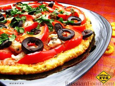 Шотландцам удалось создать диетическую пиццу