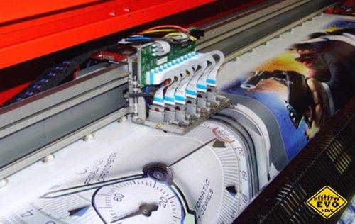 Японский принтер отличается невероятной скорости печати