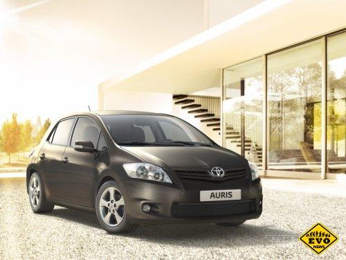 Toyota представила новый Auris