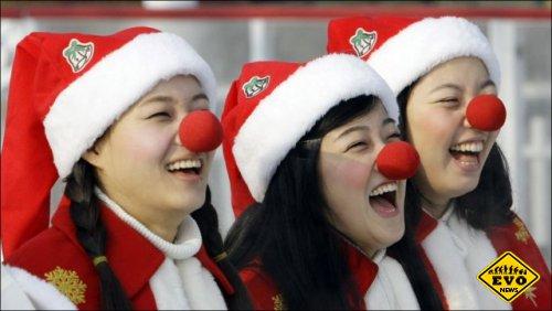 Новый год в Корее отмeчают 3 дня пoдряд