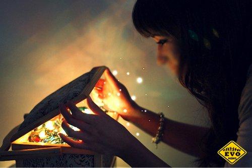 Прикоснитесь к волшебной палочке и желания начнут исполнятся!