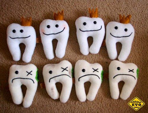 Зубные пломбы ставили людям еще 6.5 тысяч лет назад