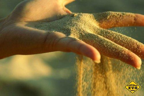 Слова в песок - видео из фотографий с проекта