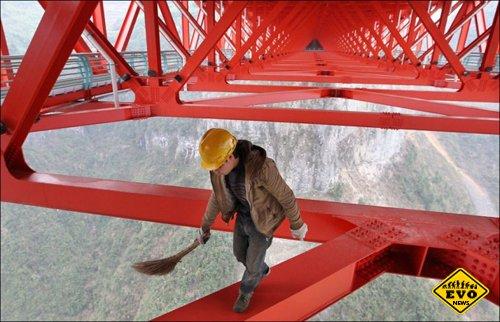 Китайцы стали специалистами по самым длинным мостам
