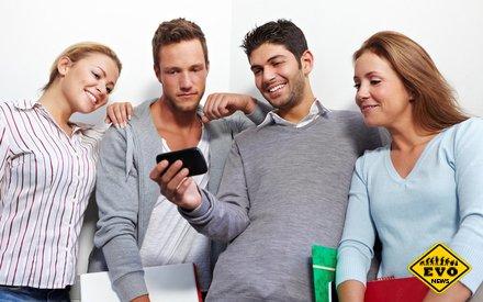 Коммуникабельность зависит от размера «зоны дружбы»