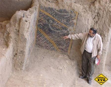 Перуанский храм огня был построен 5000 лет назад