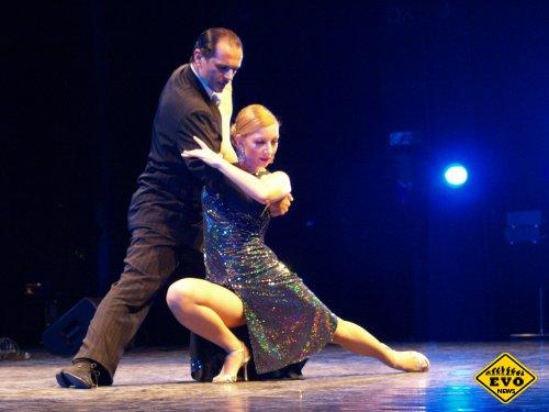 Танго - самый страстный танец (Статья)