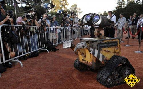 Живой Валли Wall-E! (Прикольное видео)