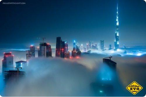 Топ 10 Потрясающих фотографий городов с крыш небоскребов