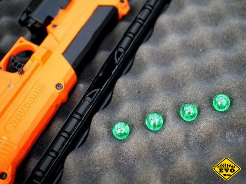 Оружие с ДНК пулями (Hi-tech новость)