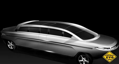 Первый в мире лимузин-амфибия от Nouvoyage