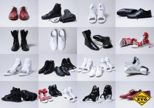 Обувь «от Apple» — умная и запатентованная
