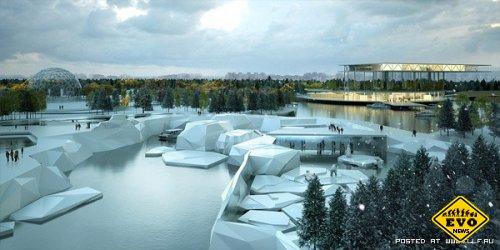 Французы строят зоопарк будущего