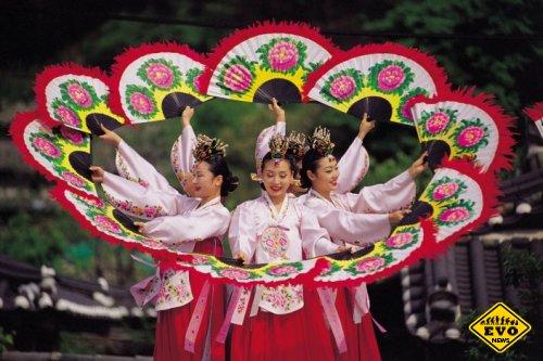 Корея - страна фестифалей (Статья)