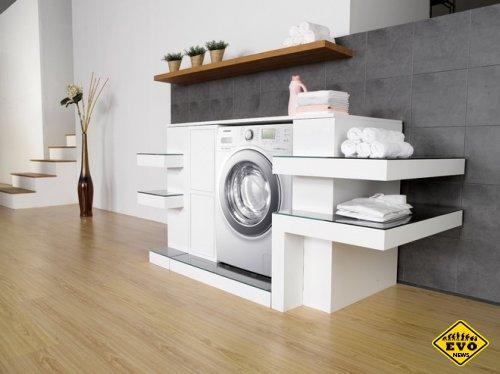 Голландцы создали интеллектуальную стиральную машинку