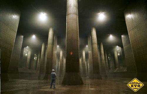 В Европе существует гигантская подземная сеть туннелей