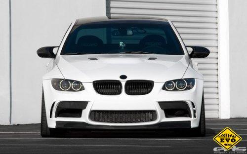 BMW M3 E92 - спортивная версия автомобилей БМВ