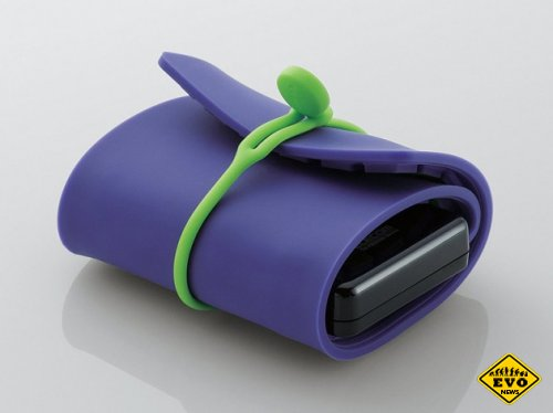 Новую клавиатуру можно согнуть как лист бумаги