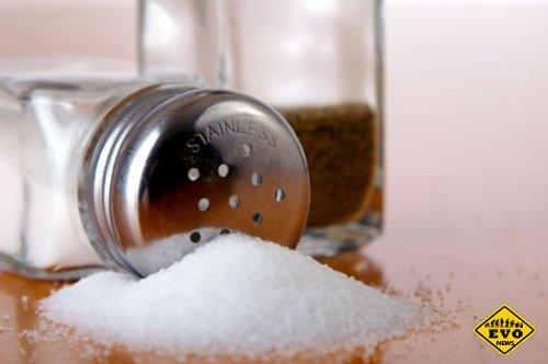 Соль – это яд?! (Интересный факт)
