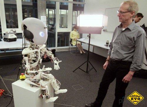 Робот-бой для престарелых (Хайтек новость)