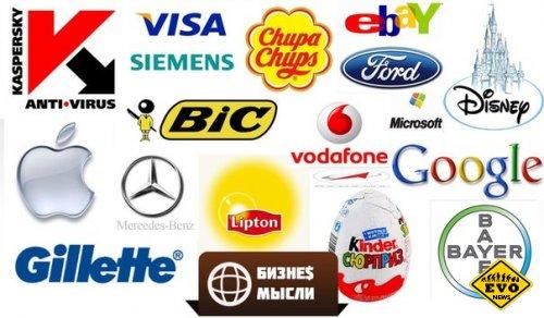 62 бренда, изменивших мир от Кока Колы до АК-47