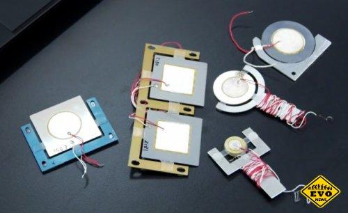 Dual Piezoelectric Cooling Jets - улучшают охлаждение компьютера