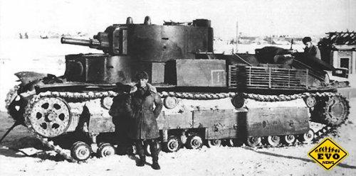 Интересная история о героическом танке
