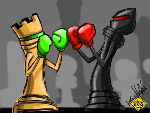 Шах и… бокс? (Пополнение в ряду спортивных игр)