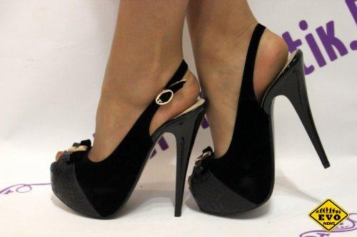 Туфли на высоком каблуке вредят здоровью