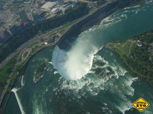 Случай с Ниагарским водопадом