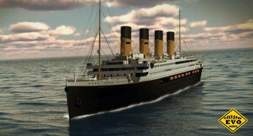 Австралиец планирует построить «Титаник II» к 2016 году