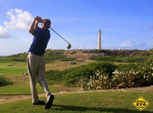 История гольфа (Небольшая спортивная статья)