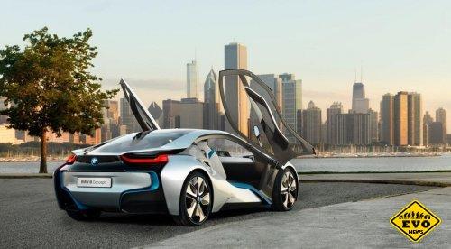 BMW i3 - электрохэтчбек (Фото отчет)