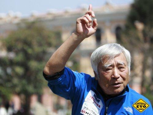 Эверест покорился 80-летнему экстремалу