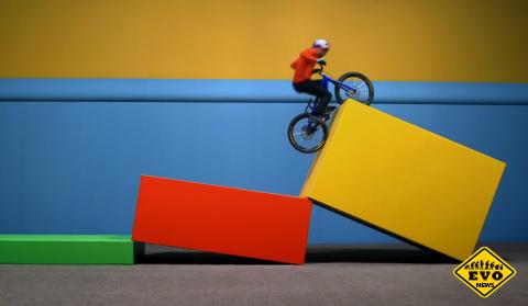 Danny MacAskill's Imaginate - новое видео велотриальщика