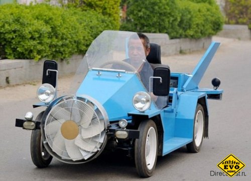 Альтернативный автомобиль может принести китайцу славу и богатство