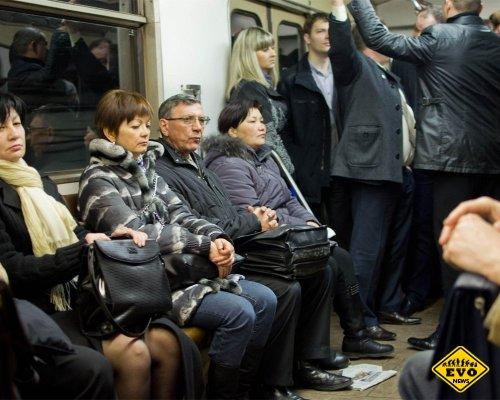 Поездки в метро приводят к болезням печени и сердца