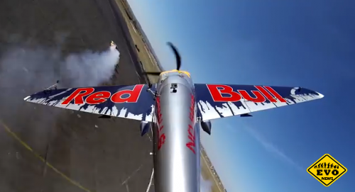 Car vs Plane Gymkhana Drift Battle: DOTZ Kings of Sideways