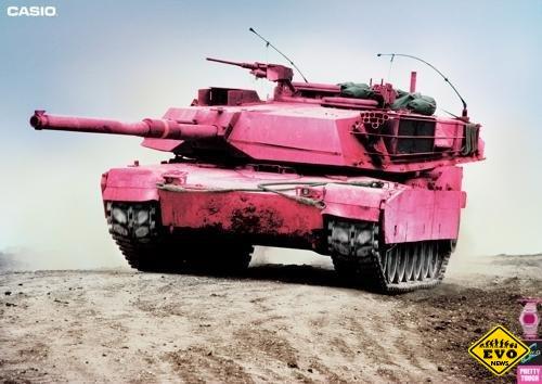 Розовый цвет на самом деле не существует (Факт)