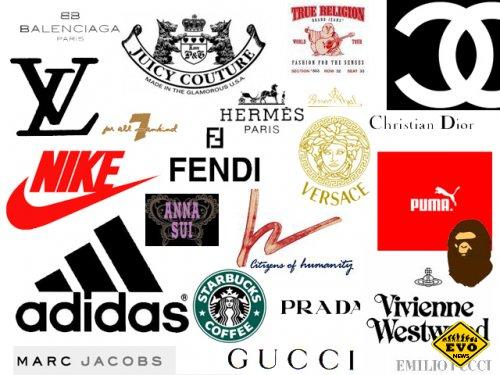 История названия брендов (Интересные факты)