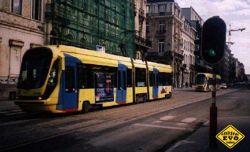 Путешествие по столице Бельгии на трамвае-ресторане