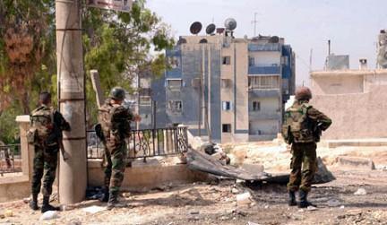 Конфликт в Сирии (Новость дня)