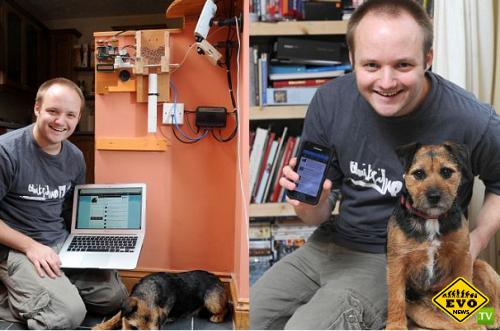 Twitter отвечает за кормление собаки