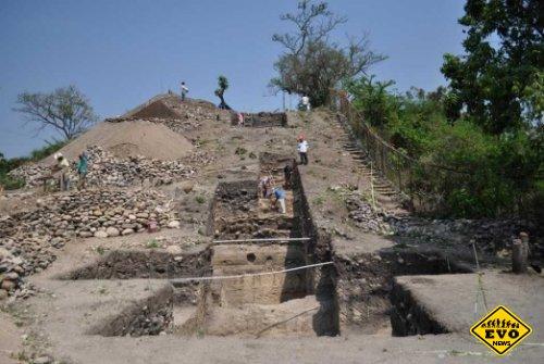 В Мексике найдено новое загадочное захоронение