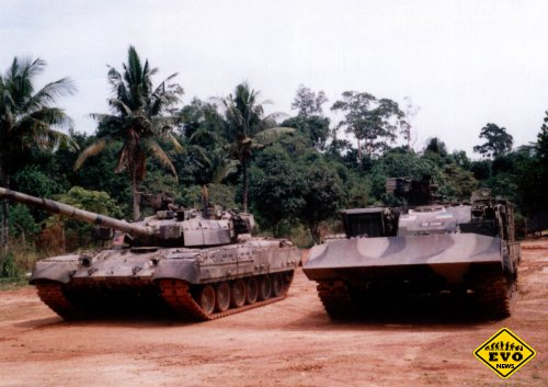 Т-84 «Оплот» - основной боевой танк Украины