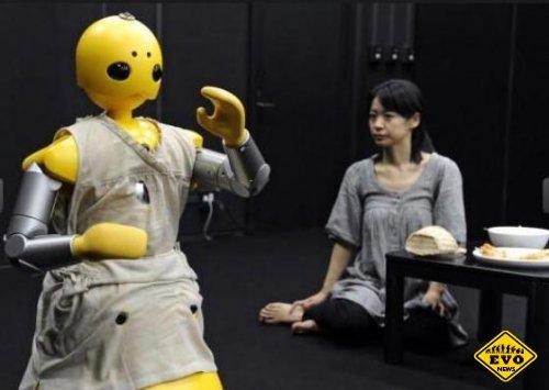 Роботы-артисты - на сцене театра (Хайтек новость)