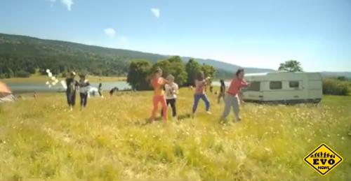 Красивый клип и грузинская песня