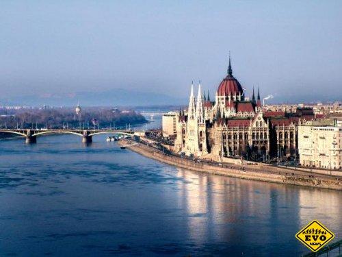 Удивительно красивая столица Венгрии - Будапешт