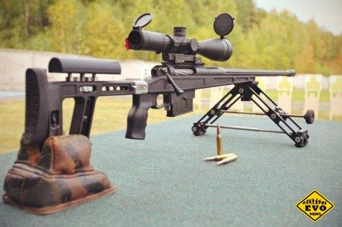 Т-5000 высокоточная снайперская винтовка России
